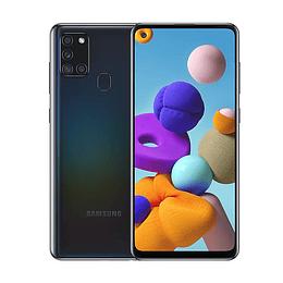 Samsung Galaxy A21S 64GB Smartphone Negro Liberado