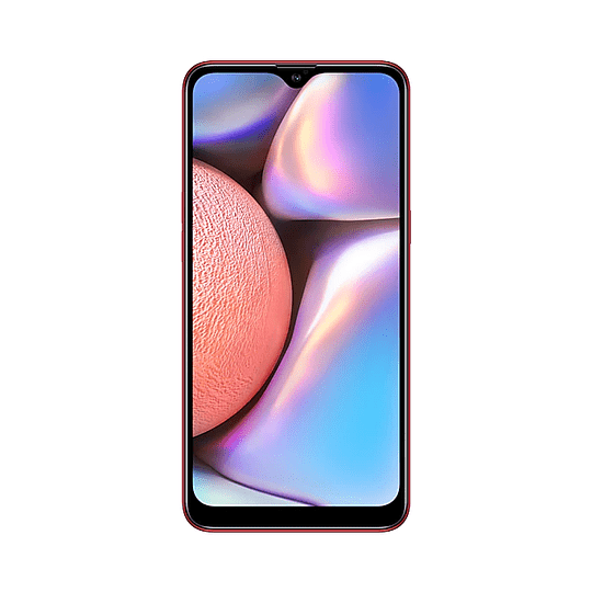 Samsung A10s Red