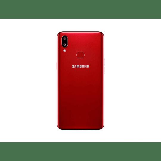 Samsung A10s Red