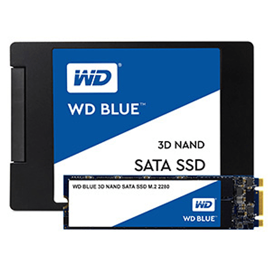 Western Digital SSD Blue 2tb 2.5