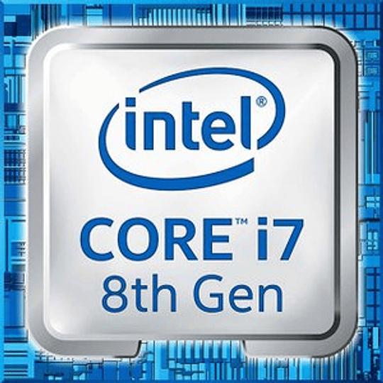 INTEL CORE i7-8700 / 3.20GHZ 12MB CACHE / 6 CORE / 12 THREAD / LGA1151
