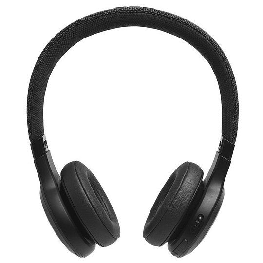 JBL Audifonos On-ear Bluetooth  Live 400BT Negro