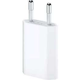 Apple USB Cargador 5 W para iPhone/No incluye el cable USB