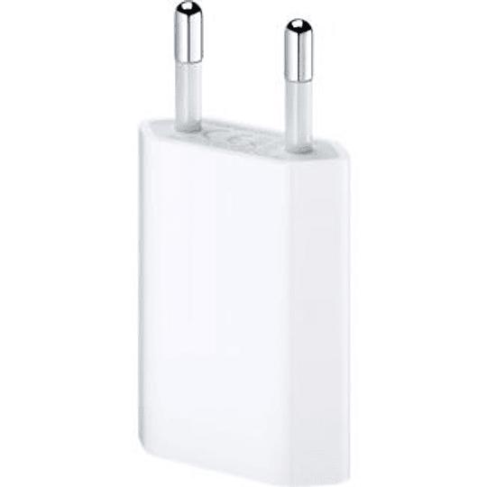 Apple USB Cargador 5 W para iPhone/No incluye el cable USB