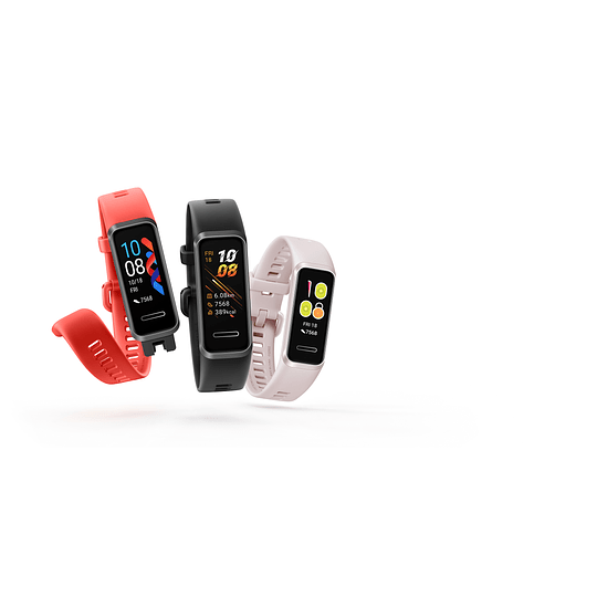 Huawei Band 4 - Andes B29 Graphite Black