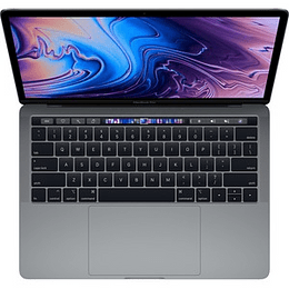 "Apple MacBook Pro 13""/ Touch Bar/2.0GHz quad-core 10th-gen/Intel Core i5 processor/512GB/Space Grey"