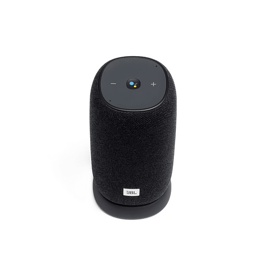JBL Speaker Link Portable Smart Speaker Google Home Blk S Am