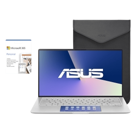 Asus UX434FLC A5444TS i5 10210U 512S 16GB 14IN W10H NVIDIA MX250 2GB