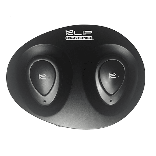 KlipX Audifonos in ear bluetooth estuche cargador