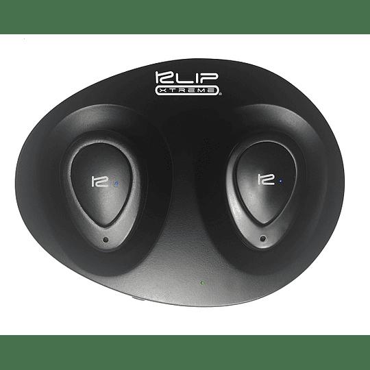 KlipX Audifonos in ear bluetooth estuche cargador