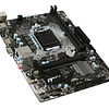 MSI H110M PRO-VH Plus, DDR4-2133 , USB 3.1 GEN1 + Sata 6GB/S, VGA, HDMI, 7ma Gen Compati