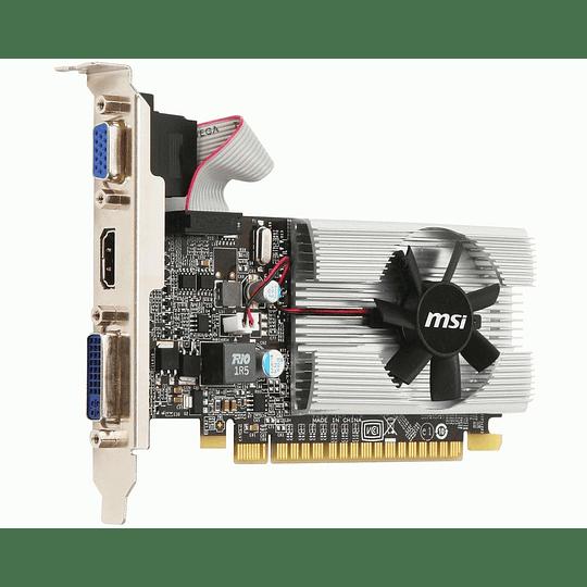 MSI VGA N210 1GB DDR3 HDMI/DVI/VGA/LP