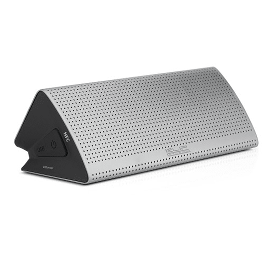 Klip Xtreme parlante Bluetooth metal/10W RMS/mic/bajos nitidos/NFC Klip Xtreme