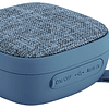 Xtech parlante mini bluetooth 10Hrs reproduccion azul