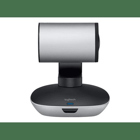 Logitech Camara de video HD 1080p PTZ PRO2/zoom10x/260º/USB