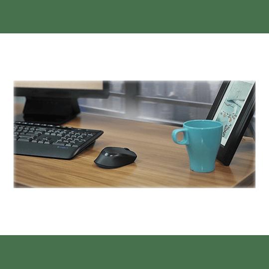 Logitech combo inalambrico MK345 2.4Ghz 12 teclas F mejorada