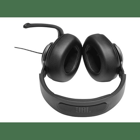JBL Headphones Quantum Q200 Gaming Flip up Mic Black