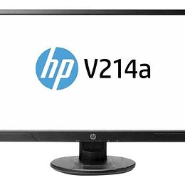 """HP Monitor V214a 20.7"""" Gtia 3 anios VGA+HDMI 1920x1080"""