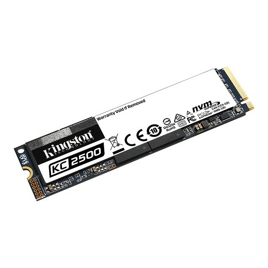 Kingston KC2500 1TB SSD NVMe M2 2280
