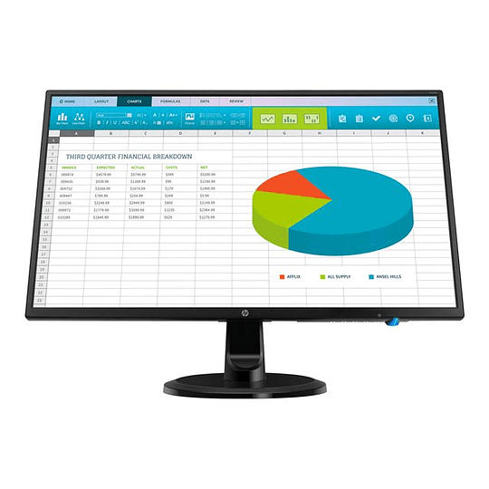 HP N246v LED 23.8 Full HD 1080p monitor