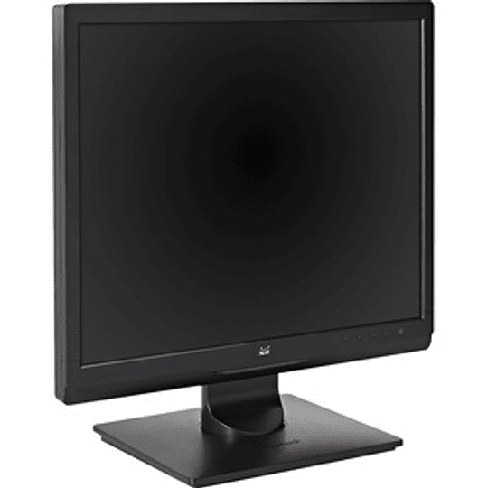 Monitor  Viewsonic 17IN LED VGA-ONLY (5:4) 1280X1024 TILT STAND VESA