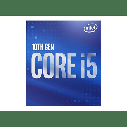 Procesador Intel® Core™ i5-10400 6-Core 2.9 GHz (12M Cache, up to 4.30 GHz) LGA1200 65W