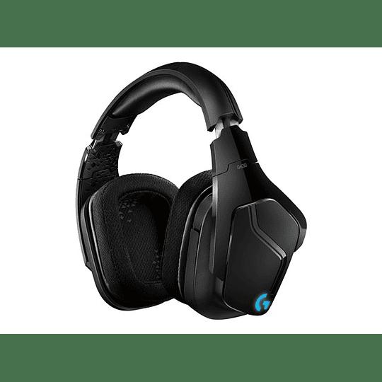 Logitech audifono gaming G635 7.1 sonid envolvente BLACK USB