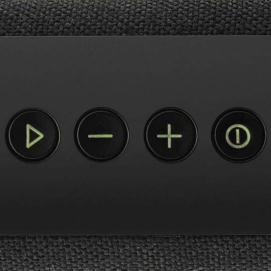 Klip Xtreme/Parlante Portátil/Bluetooth/9W/11 Hrs/Negro