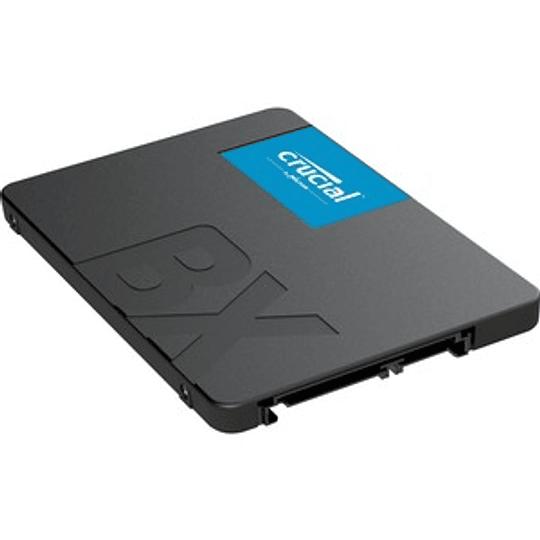 Crucial BX500 120GB 3D NAND SATA 2.5