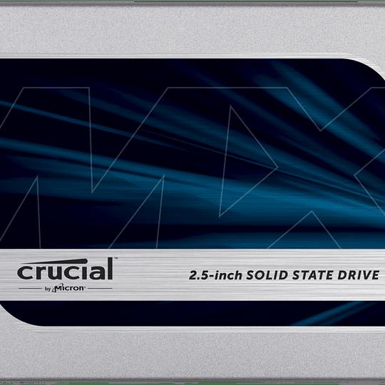 Crucial MX500 250GB 3D NAND SATA 2.5