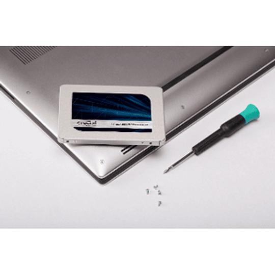Crucial MX500 1TB 3D NAND SATA 2.5