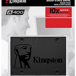 Kingston SSD A400 de 240GB