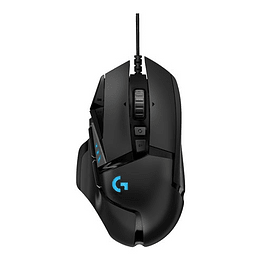 Logitech G502 Hero Mouse Gamer USB