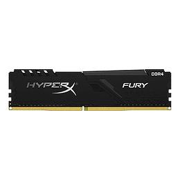HyperX Fury Black RAM DDR4 4GB 3200MHz