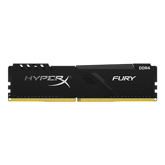 HyperX Fury Black RAM DDR4 4GB 3200MHz