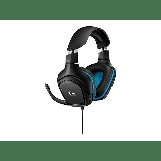 Logitech G432 Audifonos Gamer  Alambrico