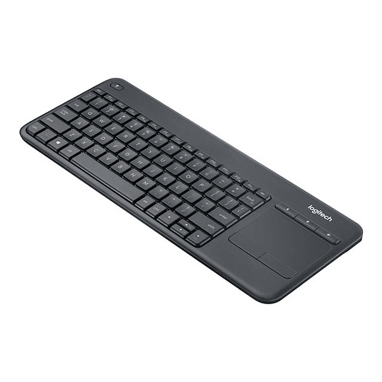 Logitech Teclado Wireless Touch K400 Plus