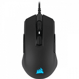Corsair  Mouse Gaming M55 RGB PRO AM55 Negro