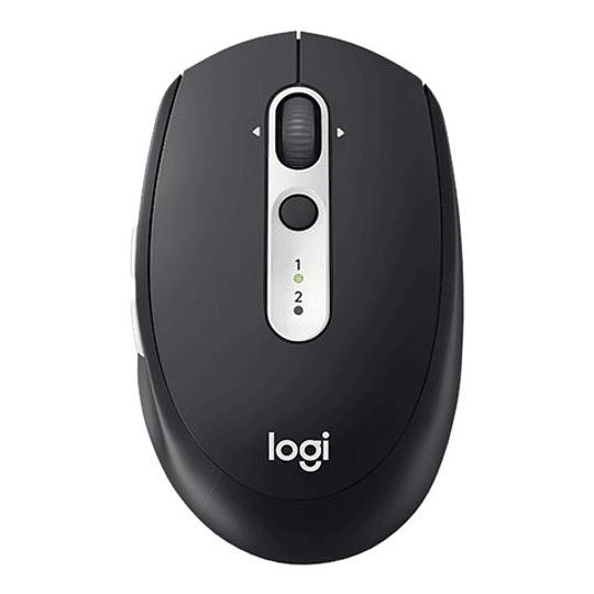 Logitech Mouse M585 Multi-Device Wireless Mouse -Graphite