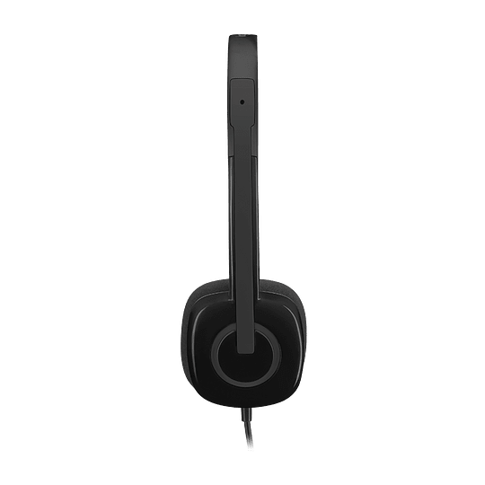 Logitech Headset H151 3.5mm Con Microfono y Controles Integrados