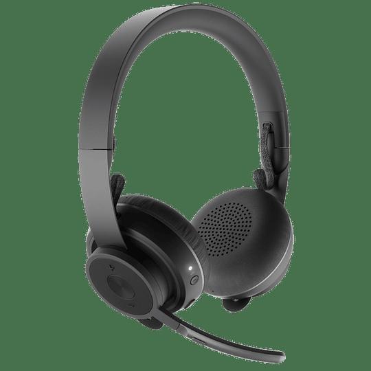 Logitech Headset Zone Wireless Bluetooth 5.0 USB-C