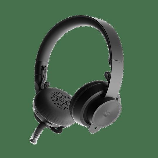 Logitech Headset Zone Wireless Teams Bluetooth 5.0 USB-C