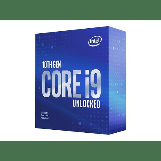 Procesador Intel Core i9-10900KF 2.8 GHz 20 MB Smart Cache