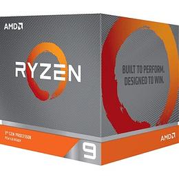 PROCESADOR AMD RYZEN 9 3900X 4.6GHZ 16 CORE 64 MB AM4