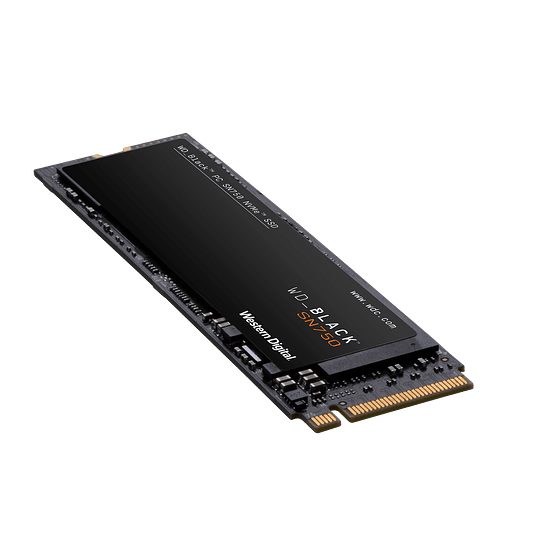 Western Digital SSD Black 500gb M.2