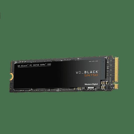 Western Digital SSD Black 500gb M.2