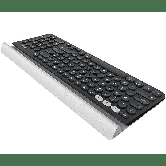 Logitech Teclado Cordless Kybd K780 Spanish Multi Device Bluetooth U