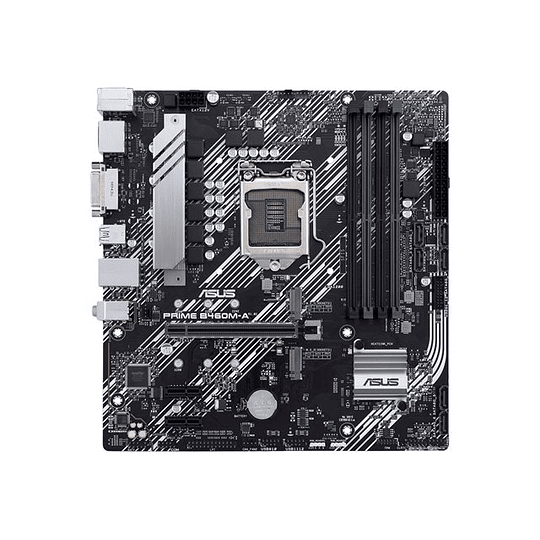 Placa madre ASUS - PRIME B460M-A -  - Micro ATX - LGA1200