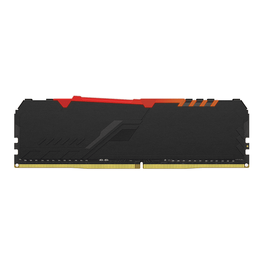HyperX RAM 16GB 2400MHz DDR4 DIMM FURY RGB
