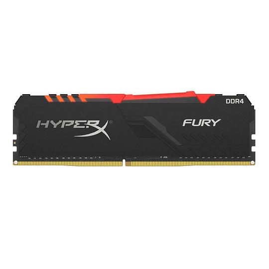 HyperX Fury RGB de 16GB 3466MHz DDR4 DIMM